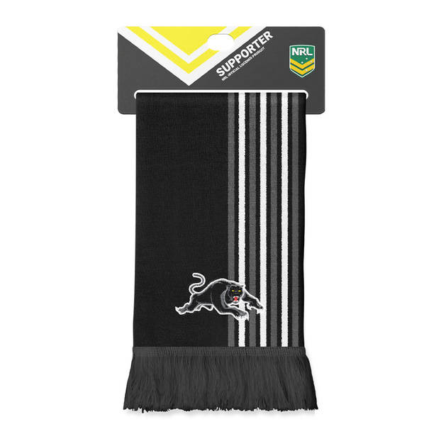 Panthers Tri Stripe Scarf0