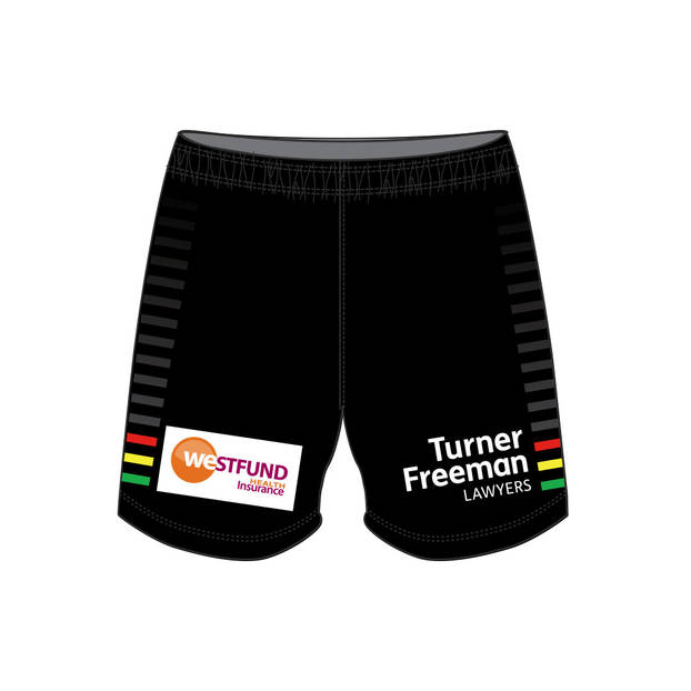 2020 Panthers Men's Home Shorts1