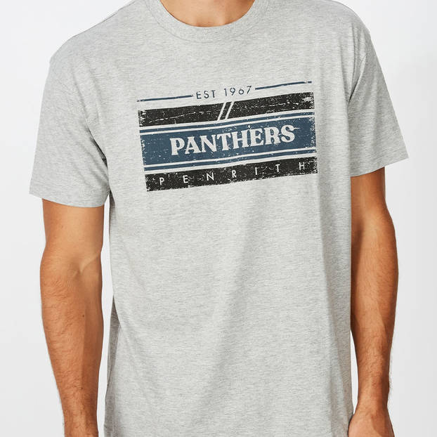 Panthers Men's Graphic Tee0