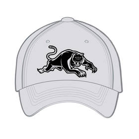 Panthers Light Grey Cap