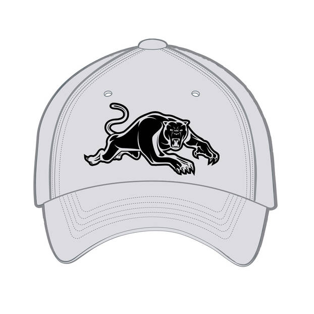 Panthers Light Grey Cap0