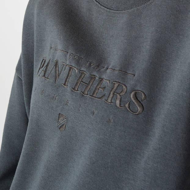 Panthers Ladies Old School Jumper2