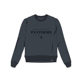 Panthers Youth Old School Jumper