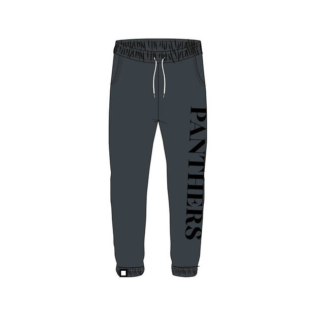Panthers Youth Old School Track Pants0