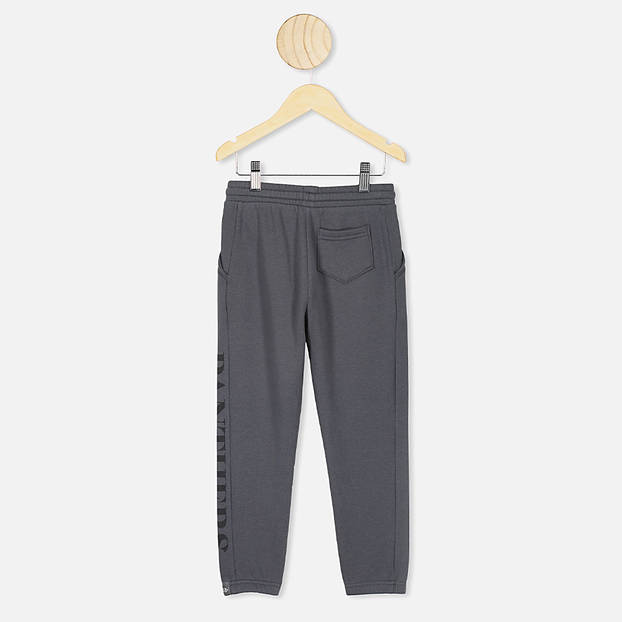 Panthers Youth Old School Track Pants2