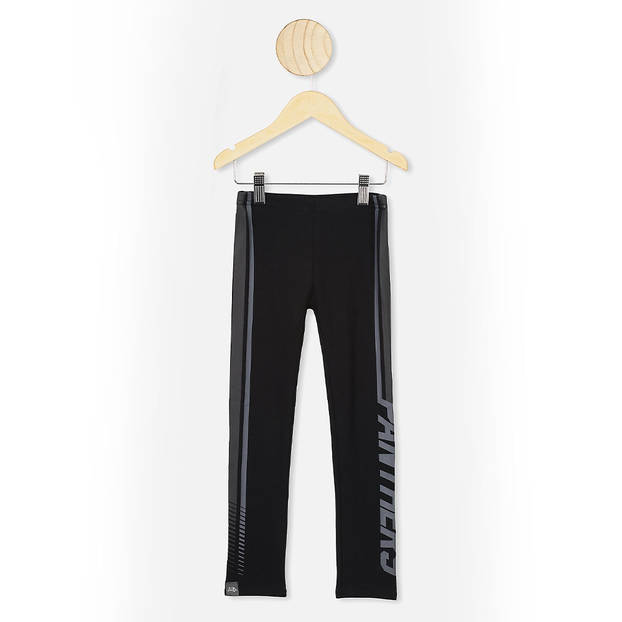 Panthers Youth Leggings1