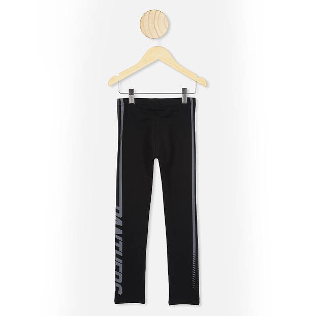 Panthers Youth Leggings2