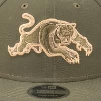 New Era Panthers Olive 9FIFTY Snapback4