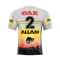 2. Josh Mansour Signed, Match-Worn Indigenous Jersey1