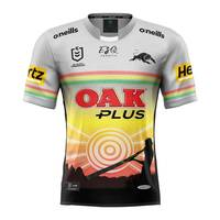 8. James Tamou Signed, Match-Worn Indigenous Jersey2