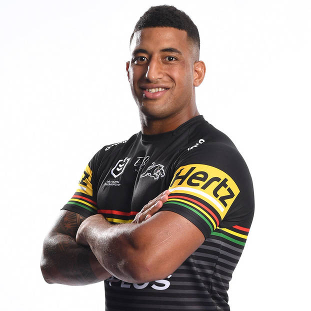 main11. Viliame Kikau Signed, Match-Worn Indigenous Jersey3