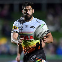 8. James Tamou Signed, Match-Worn Indigenous Jersey4