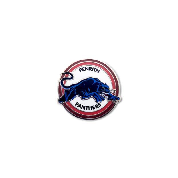 Panthers 1978 Heritage Logo Pin2