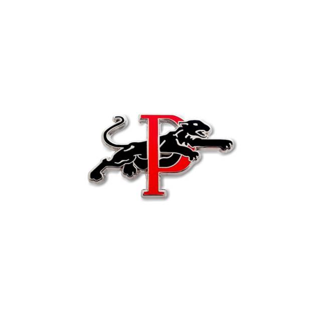 Panthers 1977 Heritage Logo Pin2