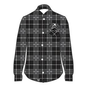 Panthers Men's Flannel Shirt