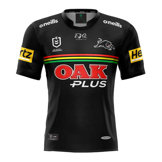 2021 Panthers Men's Home Jersey0