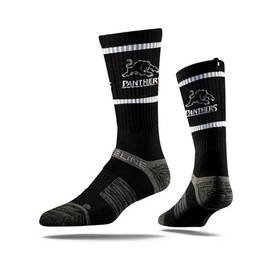 Panthers Premium Crew Socks