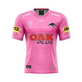 2021 Panthers Ladies Away Jersey
