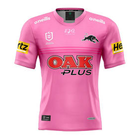 2021 Panthers Men's Away Jersey
