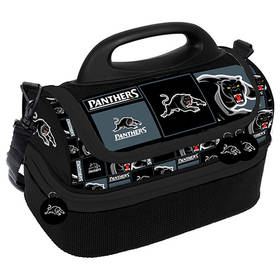Panthers Printed Dome Cooler Bag