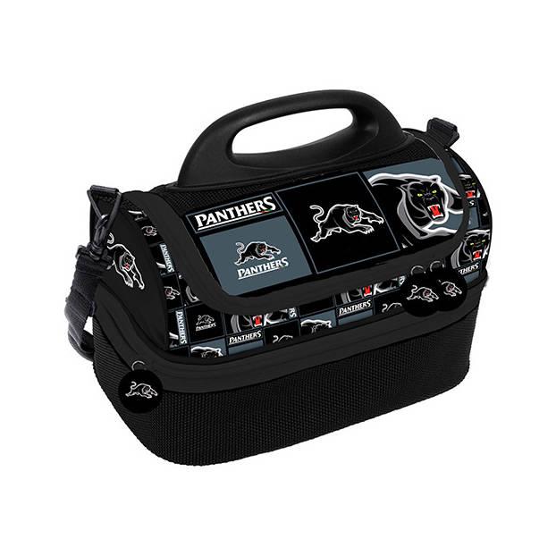 Panthers Printed Dome Cooler Bag0