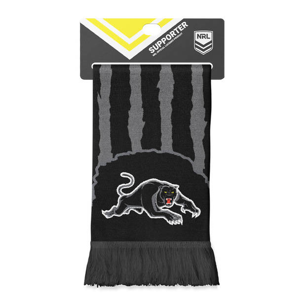 Panthers Alliance Jacquard Scarf1