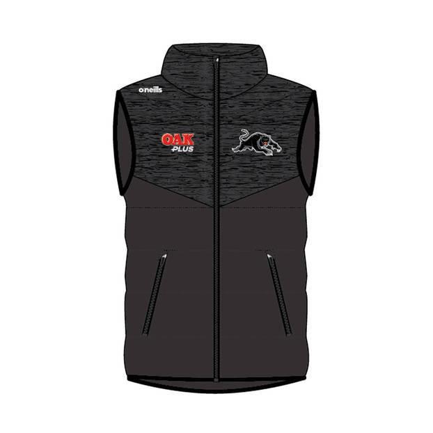 2021 Panthers Men's Padded Vest0