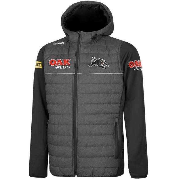 2021 Panthers Men's Harrison Jacket0