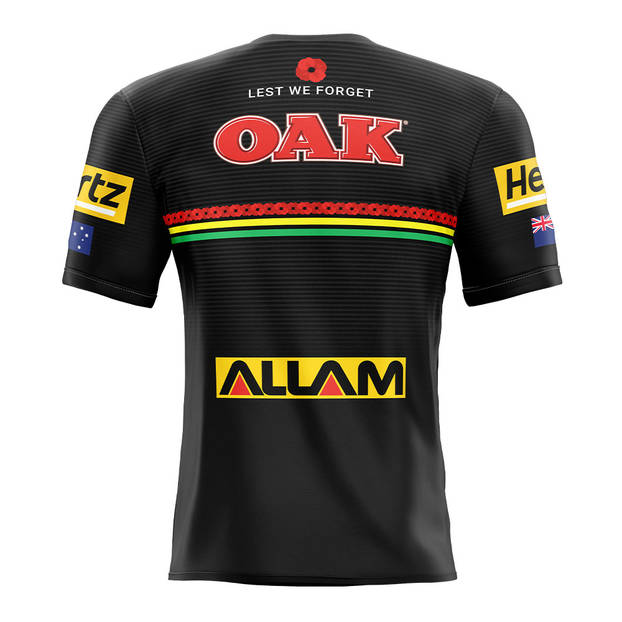 PRE-ORDER: 2021 Panthers Men's ANZAC Jersey1