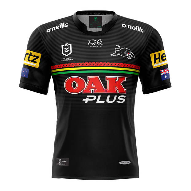 PRE-ORDER: 2021 Panthers Men's ANZAC Jersey0