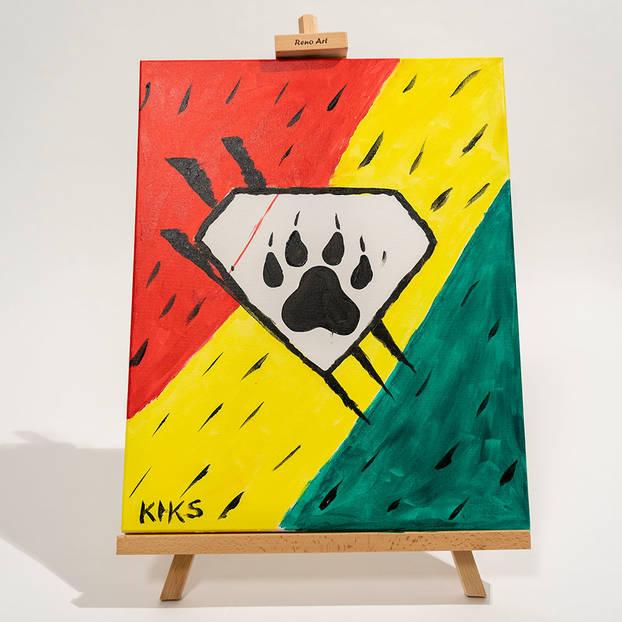 mainViliame Kikau Heroes with Ability Painting1