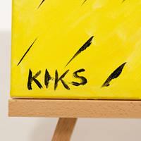 Viliame Kikau Heroes with Ability Painting2