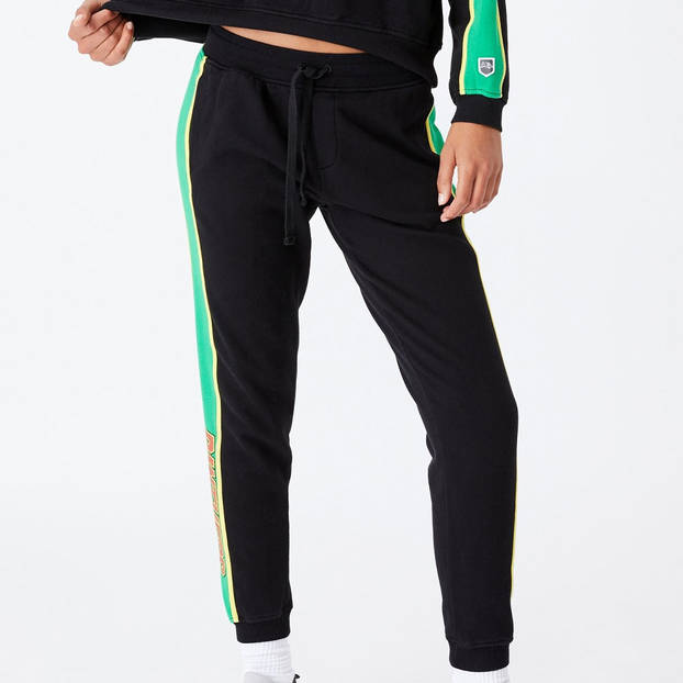 Panthers Ladies Colour Block Track Pants0