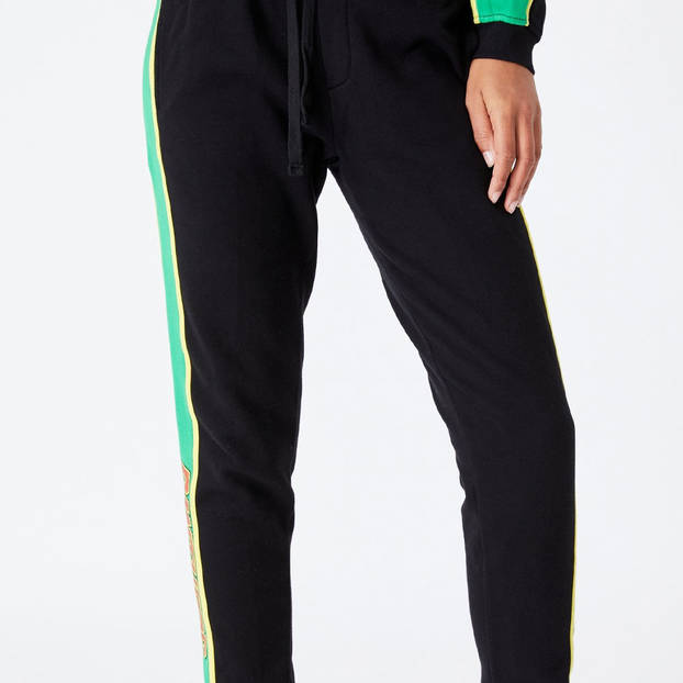 Panthers Ladies Colour Block Track Pants3