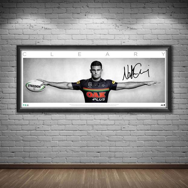 Nathan Cleary Signed Wings1