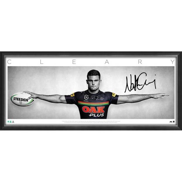 Nathan Cleary Signed Wings0