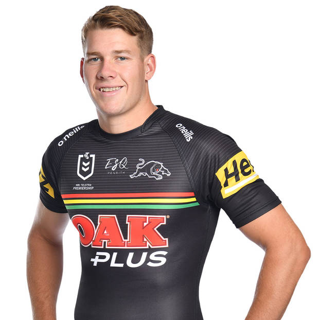 main4. Matt Burton, Match-Worn ANZAC Jersey3