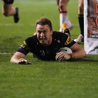 21. Dylan Edwards, Match-Worn ANZAC Jersey0