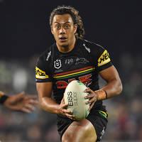 6. Jarome Luai, Match-Worn ANZAC Jersey0