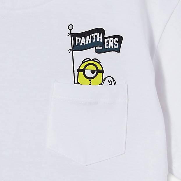Panthers Kids Minion Tee4