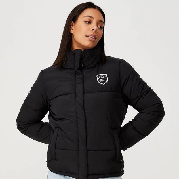 Panthers Ladies Puffa Jacket0