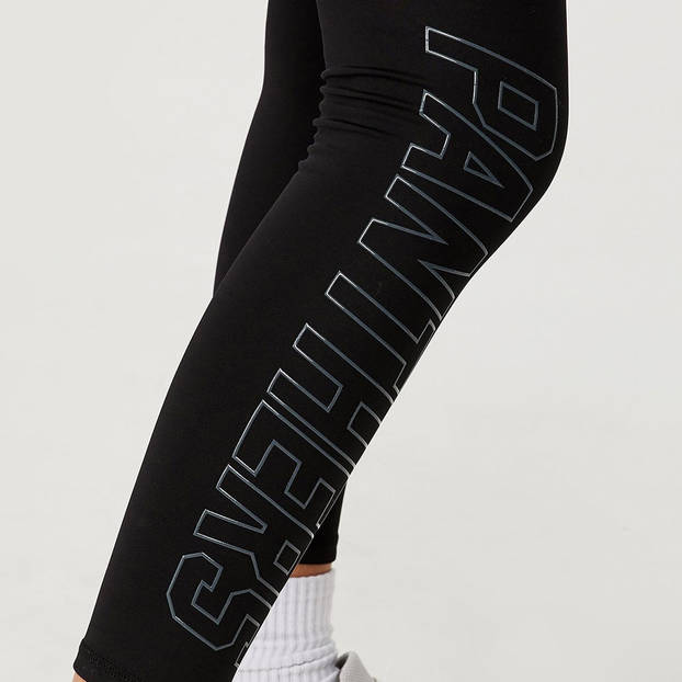 Panthers Ladies Winter Tights3