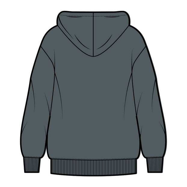 Panthers Men's Chest Embroidery Hoodie1