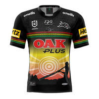 2. Charlie Staines, Match-Worn Indigenous Jersey1