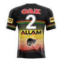 2. Charlie Staines, Match-Worn Indigenous Jersey2
