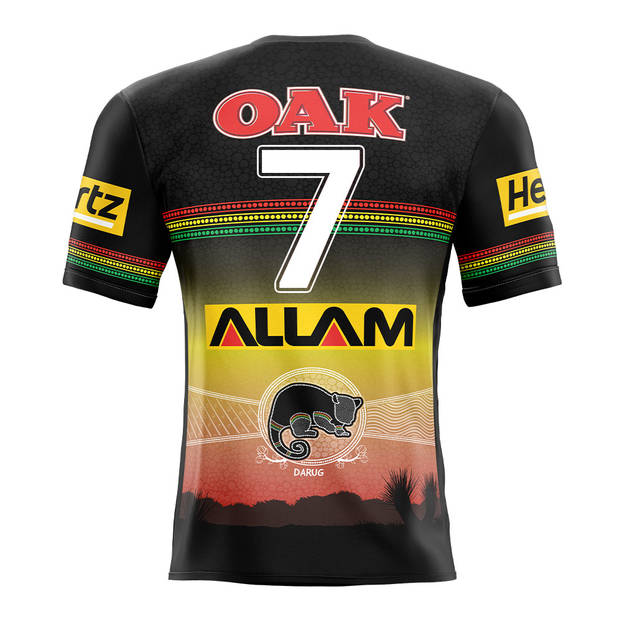 main7. Nathan Cleary, Match-Worn Indigenous Jersey2