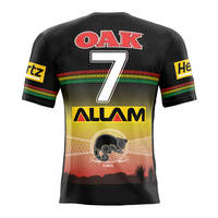 7. Nathan Cleary, Match-Worn Indigenous Jersey2