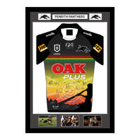 2021 Framed and Signed Indigenous Jersey0