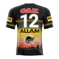12. Liam Martin, Match-Worn Indigenous Jersey3