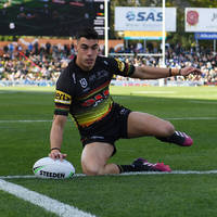 2. Charlie Staines, Match-Worn Indigenous Jersey0